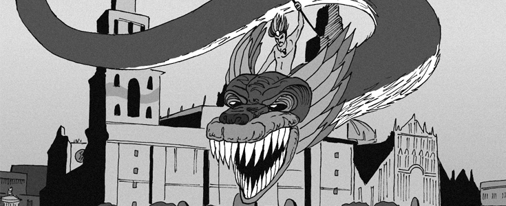 Montezuma Exacts His Revenge on Mexico City